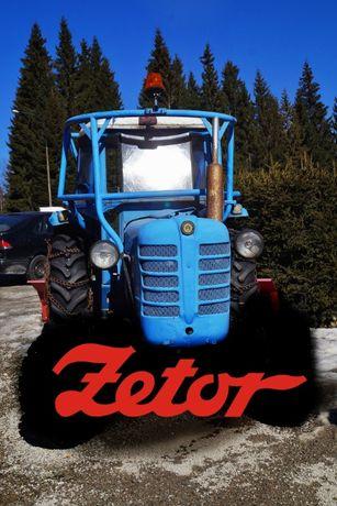 PRZEDNI NAPĘD - Zetor 7011 , c360 Traktor4x4 /netto