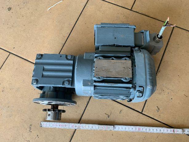 Przekładnia, motoreduktor, silnik 0,37kw 50 obr