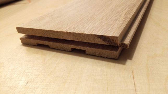 Deska podłogowa, dąb lity, Rustical, 115x750x21mm, ~25m2, FV 23%