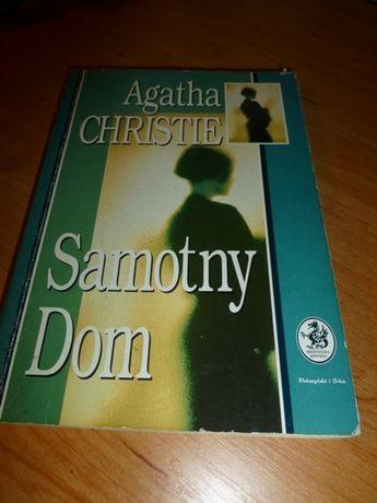 Ksiazka Samotny Dom-Agatha Christie