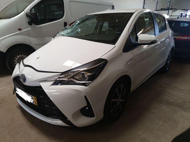 Toyota Yaris hibryd 2019