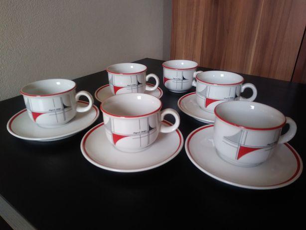 Śliczne filiżanki do kawy