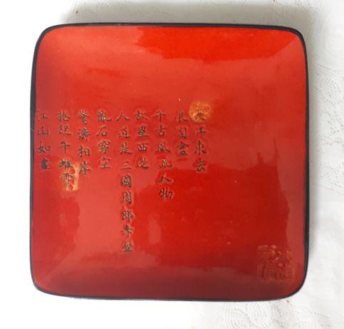 Chiński talerz deserowy home&you