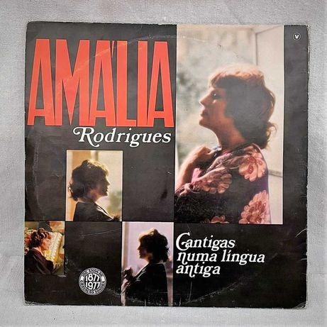 Amália Rodrigues – Cantigas Numa Língua Antiga