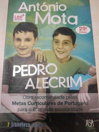 Pedro Alecrim - Biblioteca Juvenil