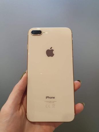 iPhone 8 plus złoty 64GB