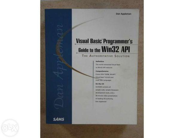 Visual basic programmer's guide to the win32 api, dan appleman, sams