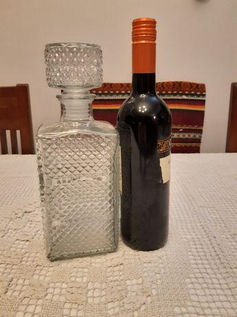 Karafka na wino 1 litr