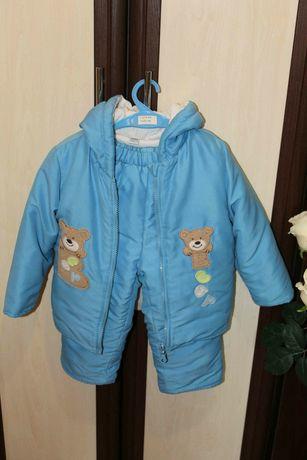 Зимний костюм Gloria Jeans на 12-24 мec. р. 80-92