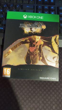 Final Fantasy Type-0 Steelbook Edition