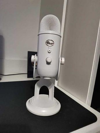 Mikrofon Pojemnościowy Blue Mic Yeti USB - Whiteout