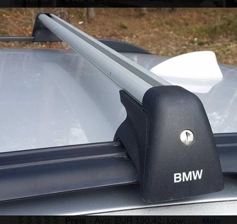 Багажник поперечини BMW X6 E71  БМВ Х6 E71  82710421041 як Thule