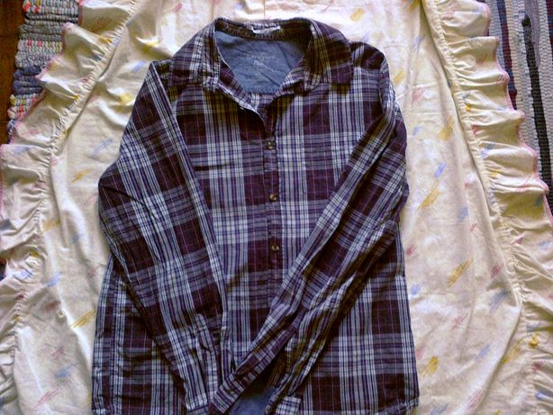 школьная рубашка для / на мальчика 158 /164см