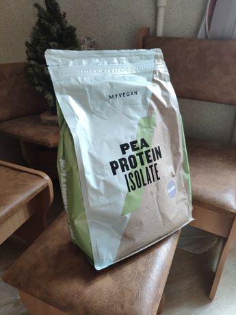 Myprotein vegeterian 2.5 кг 80% протеин, казеин, добавки веган