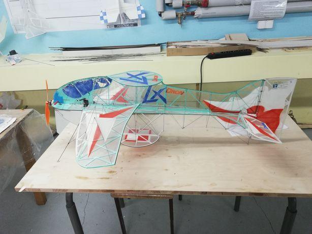 Samolot rc F3P halowy