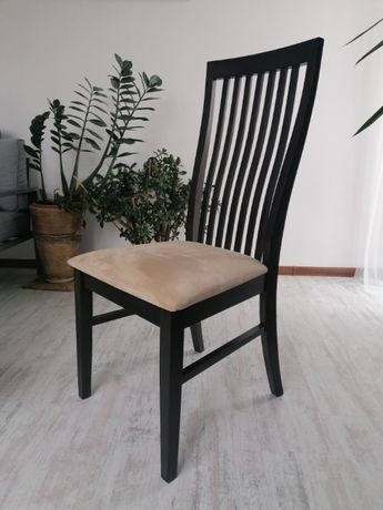 sprzedam komplet krzeseł