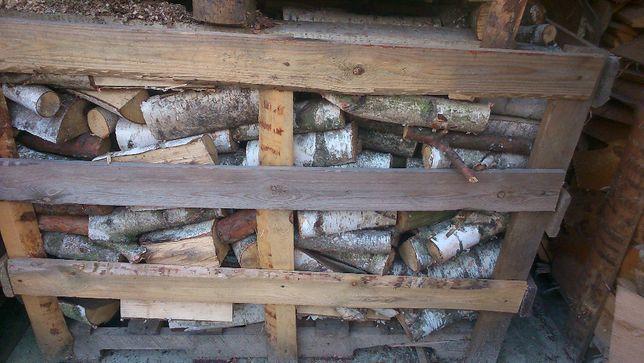 Drewno opałowe, kominkowe i rozpałkowe