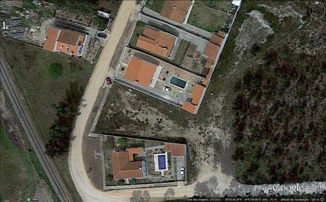 Vendo lote urbano com 1100m2 em Marinhais