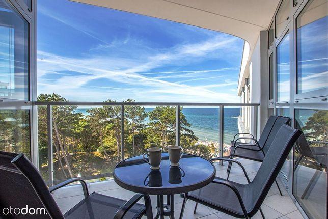 Mielno - apartament z widokiem na morze!