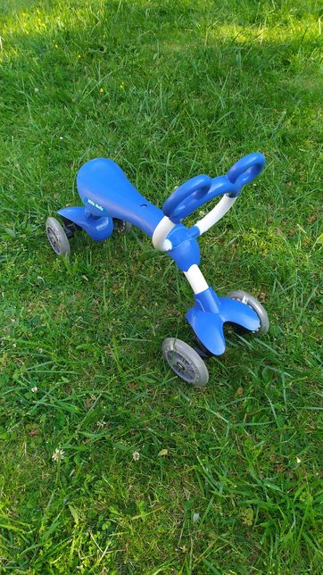 Jeździk / rower biegowy milly mally