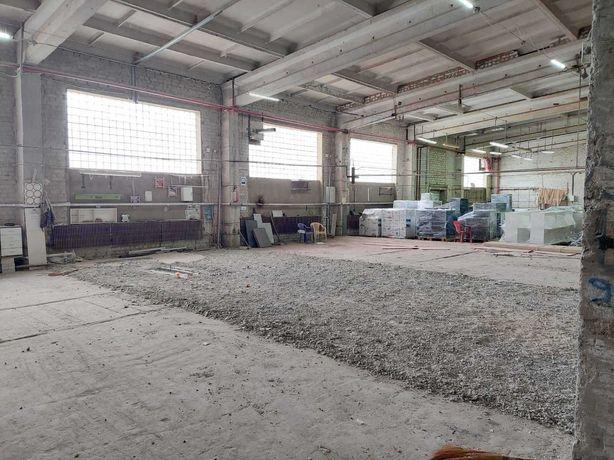 Аренда производственного помещения 400 кв