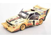1/18 Audi Sport Quattro S1 #1 Walter Roehrl Dirty Version - CMR