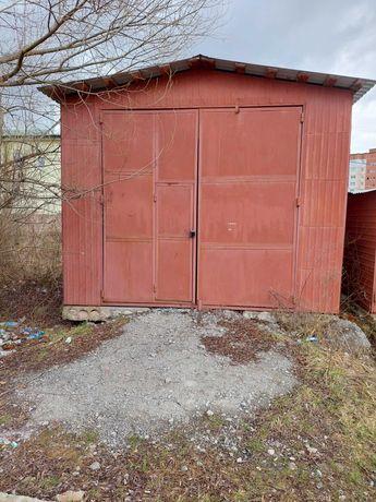 Продам гараж металевий