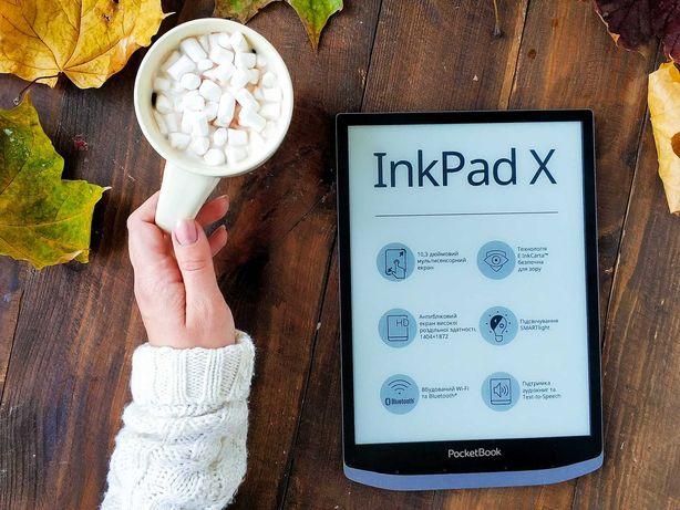 Pocketbook InkPad X 1040 Большой экран 10.3