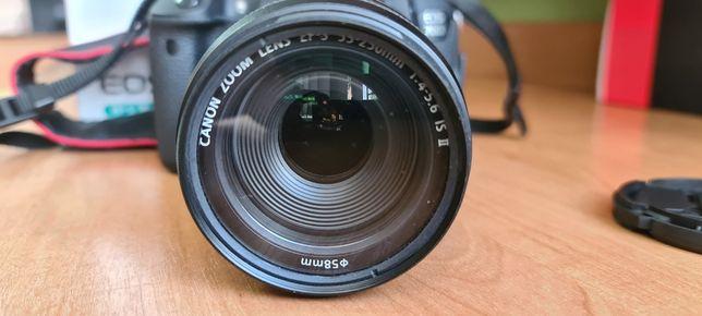 Объектив Canon 55-250 is II