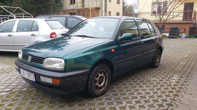 VW Golf 3 1.6  Europe 5 Drzwi opłaty