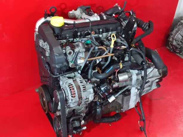 Двигун мотор на Рено Кенго Кліо Меган Сценік Лагуна 1.5 євро 3 4