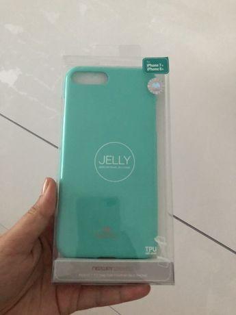 Etui iphone 7/8 plus nowe calosc