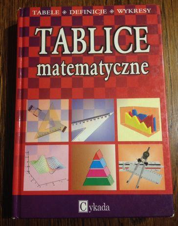Tablice matematyczne Cykada