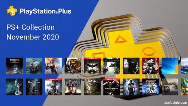 PS4 игры PS+ коллекция на вашу PS4