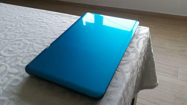 Pc computador portatil HP Azul Metálico Lindo windows 10 e office