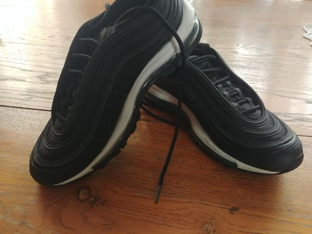 Nike airmax 97 Black rozm. 39 odblaksowe