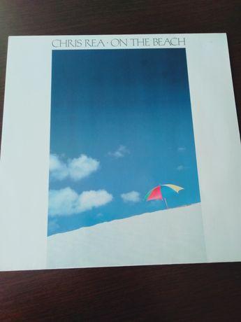 Chris Rea On the beach LP płyta winylowa