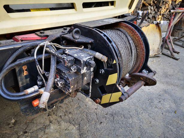 Wciągarka hydrauliczna ROTZLER