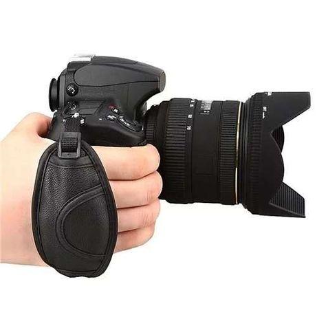 Aperto de mão para máquina fotográfica Canon e outras