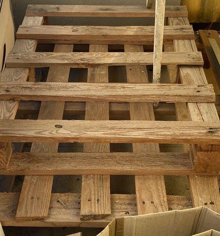 Drewno palety i inne