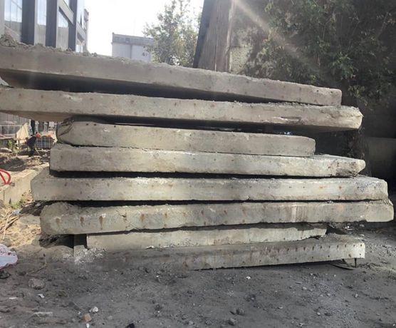 Плиты дорожные 16-18 см армированые