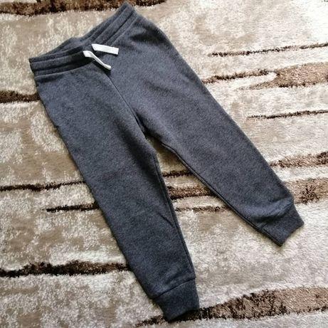 Штаны лосины леггинсы тёплые H&M штанишки