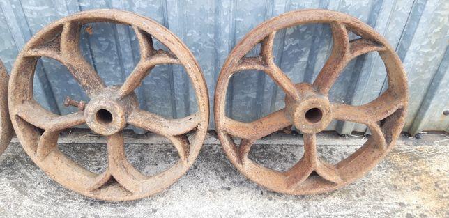 Koła koło żeliwne