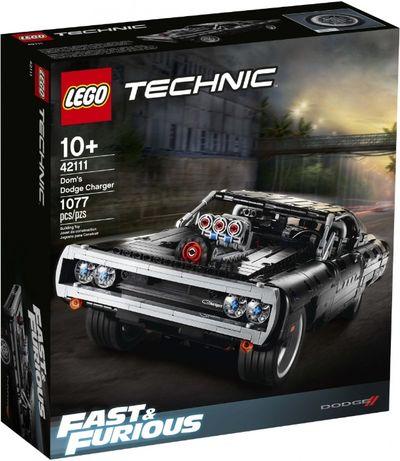 Lego Technic Dodge Charger Доминика Торетто 42111