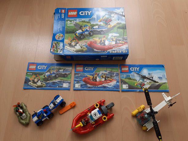 Klocki LEGO City 60086 Zestaw startowy