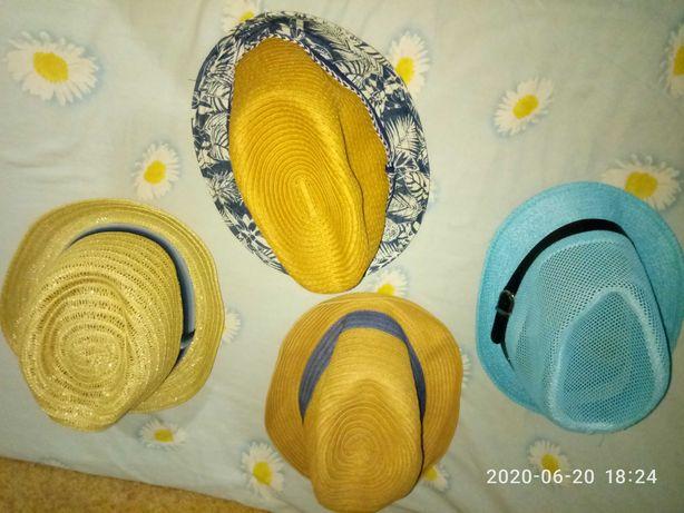 Фирменные летние шляпы панамы на любой вкус
