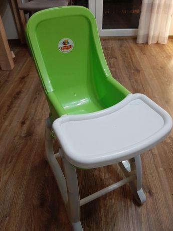 Krzesełko do karmienia lalki