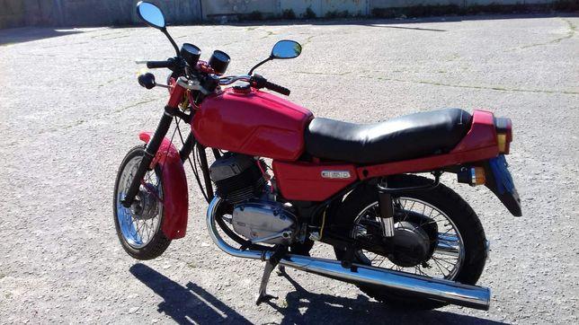 Продам мотоцикл Ява срочно торг