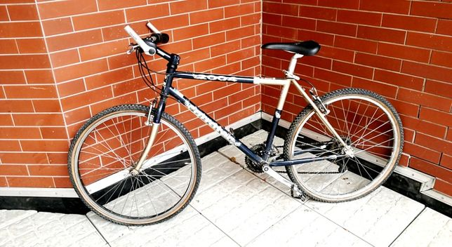 "Duży rower CORRATEC koła 26"",rama Cr-Mo, osprzęt DEORE LX"