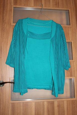 RÓŻNE eleganckie bluzki damskie duży rozmiar jak nowe